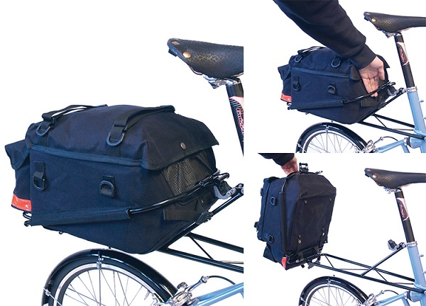 ALEXMOULTON Touring Large Rear Bag