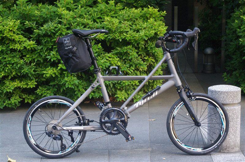 tyrell fsx 折畳み自転車