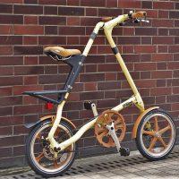 ストライダ 折畳自転車