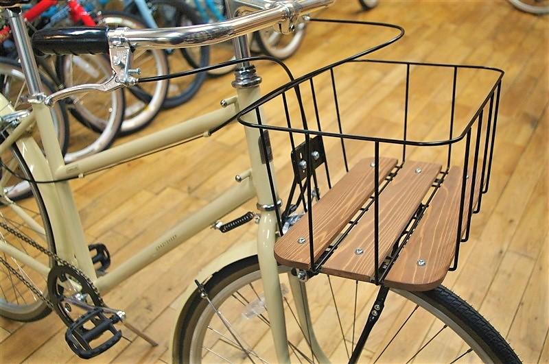 CRAZYSHEEP CHAROLLAIS 普段使いにベストな自転車