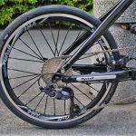 tyrellの折畳自転車fsxのリアタイヤ画像