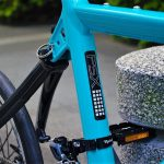 tyrellの折畳自転車fsxのロゴ画像