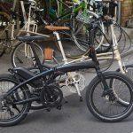 折畳電動アシストバイク2