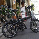 折畳電動アシストバイク