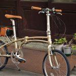 デイトナの電動アシスト折畳自転車の画像2