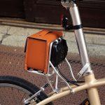 デイトナの電動アシスト折畳自転車の画像1