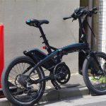 ternのvektron電動アシスト自転車