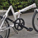 khsの折畳自転車F-20Tの画像7