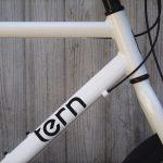 ternのミニベロCREST whiteの画像4