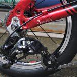 DAHONの折畳自転車K3