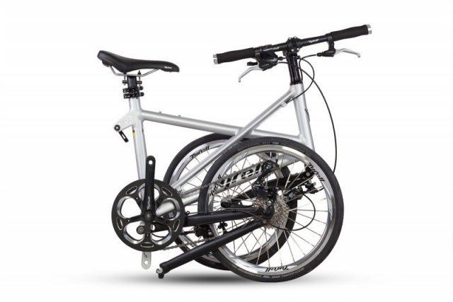tyrellの折畳自転車FXαの画像