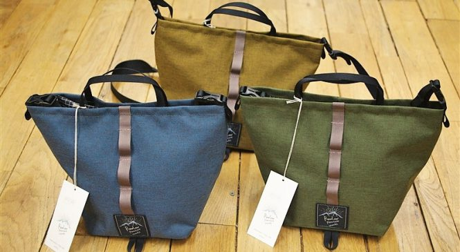 RawLow Mountain Works / Tabitibi Tote 入荷しました!