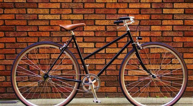 トラディショナルバイク tobira type-o のベーシックモデル