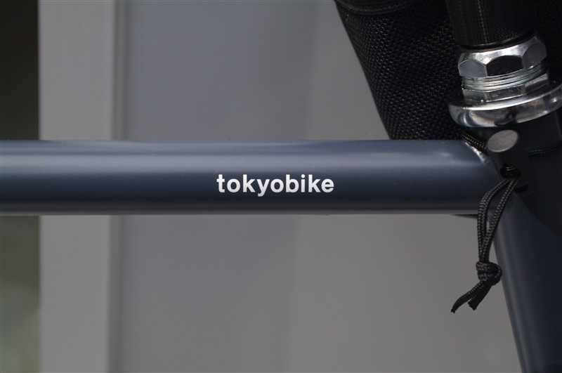 トーキョーバイクのクロスバイク/「トーキョーバイク26