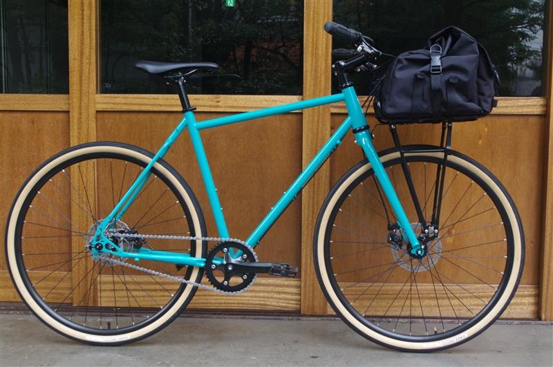 pepcyclesのクロスバイクns-d1