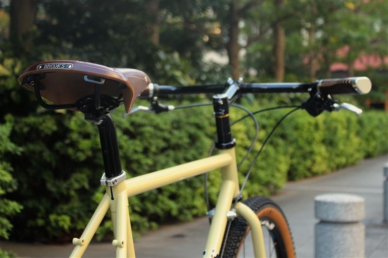ebsの自転車Vokkaの完成車