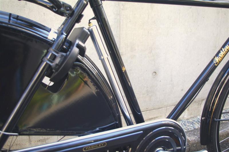 pashleyの実用車roadstarの完成車