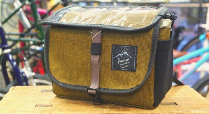 rowlowmoutainworksの新作ハンドルバッグが入荷