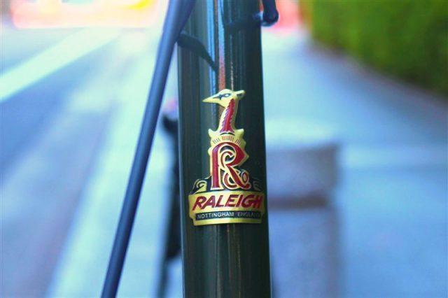 raleighのミニベロrswsportsの完成車