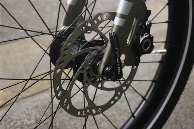 ternのe-bike、電動アシストバイクvektron