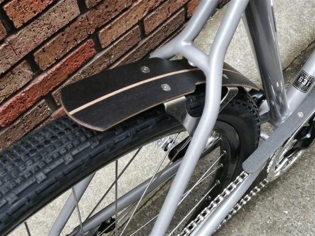 イギリス製自転車pashleyの限定モデルmorgan8