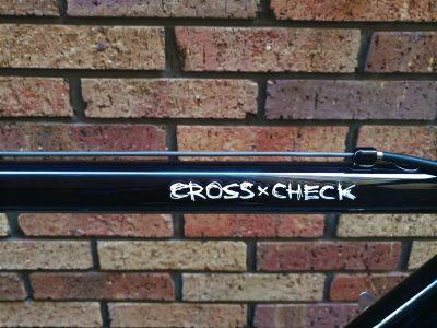 surlyのクロスバイクcrosscheckのシングルスピード完成車