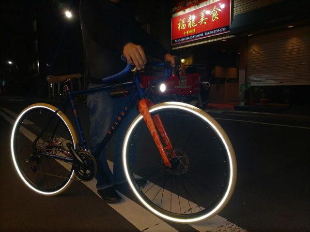 kongの大光量ライトpwrシリーズのヘッドライト