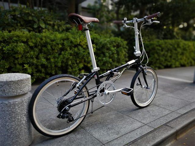 dahonの折り畳み自転車boardwalkがセール価格