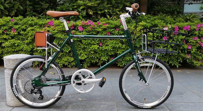 E-Bikeに見えないE-Bike