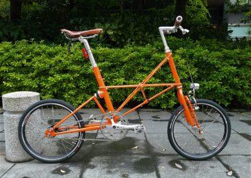 自転車好きの行きつく先~ハブダイナモ~