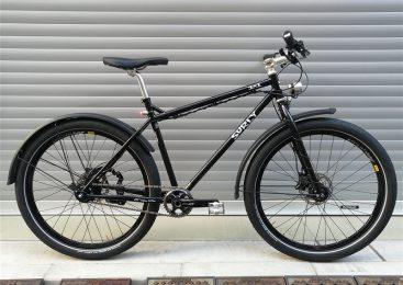 タフに使えて楽に乗れるストリートバイクの完成形