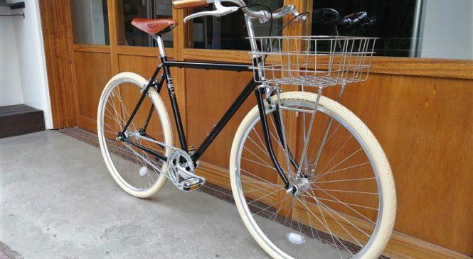 """北欧ブランド """"pelago bicycles"""""""