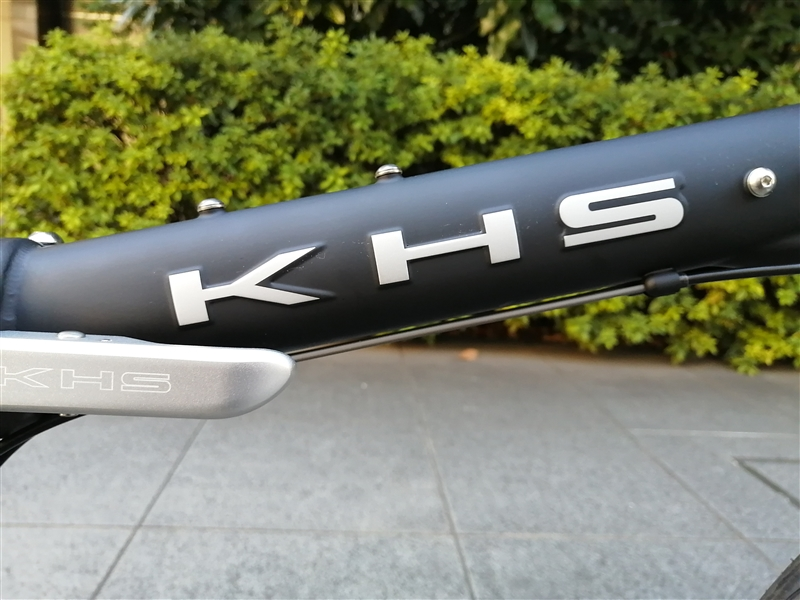 アメリカの総合自転車ブランドkhsの折り畳み自転車f-20rの2021年モデル