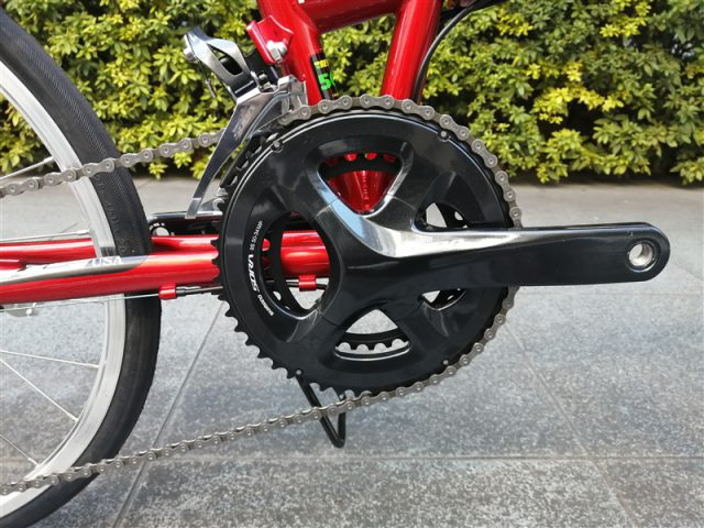 アメリカの総合ブランドkhsの折り畳み自転車f-20rcのフラットバー完成車