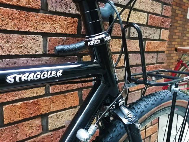 アメリカンブランドsurlyのグラベルバイクstragglerのsram完成車