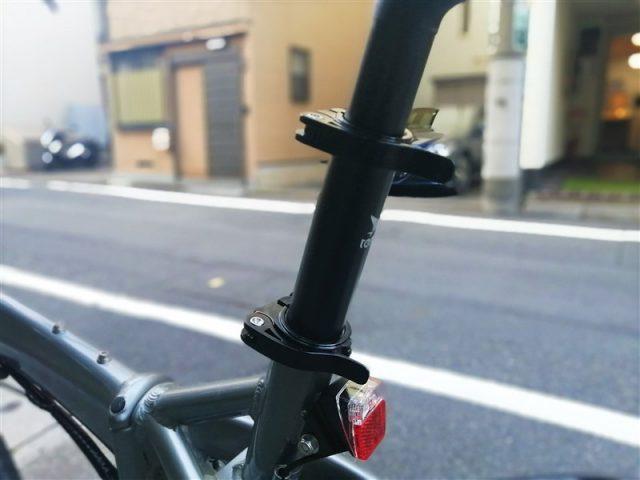 "bosch製アシストユニット搭載のハイスペックなフォールディングe-bike ""tern vektron s10"""