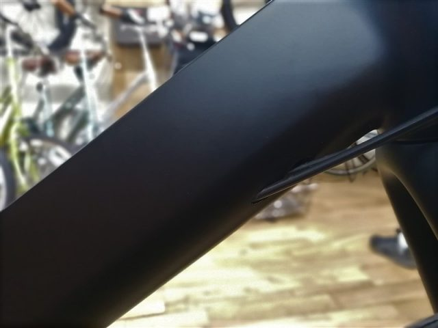 ternbikeのミニベロシリーズrojibikeの最上位機種surge x