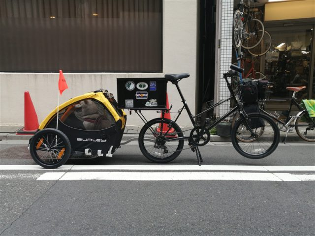 自転車用トレーラーのリーディングブランドburly